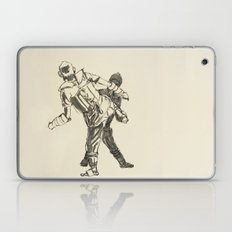 Tae Kwon Do Sparring Laptop & iPad Skin
