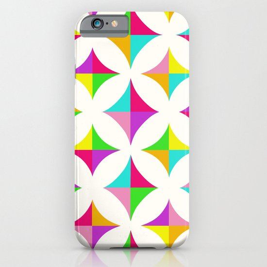Colour Block 2 iPhone & iPod Case