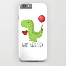 Party-Saurus Rex iPhone 6 Slim Case