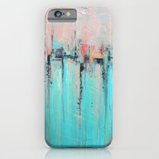 New Theory - Mixed Media Art iPhone 6s Slim Case
