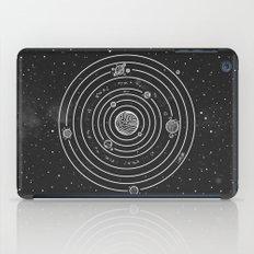 SOLAR SYSTEM iPad Case