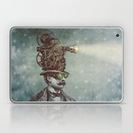 The Projectionist (colou… Laptop & iPad Skin