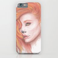 Fox Girl iPhone 6 Slim Case