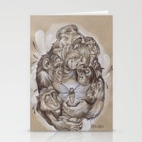 Protecting The Delicate … Stationery Cards