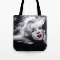 My Marilyn Tote Bag