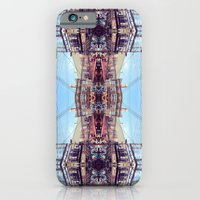 iPhone & iPod Case featuring The Art Alley by theartistmakena