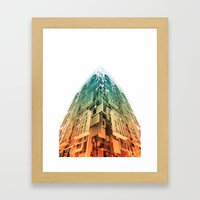 Remembrance Of Things Pa… Framed Art Print