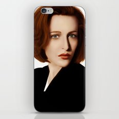 Scully iPhone & iPod Skin