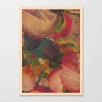 SUPERNOVA / PATTERN SERIES 005 Canvas Print