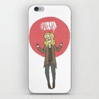 Bah-gel iPhone & iPod Skin