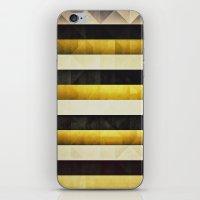 byrs iPhone & iPod Skin