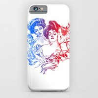 iPhone & iPod Case featuring Little Whispers by Tom Burns