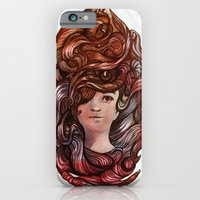 Hairspray iPhone 6 Slim Case