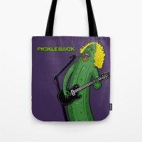 Pickleback Tote Bag
