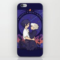 Something I Want to Protect (Dark Version) iPhone & iPod Skin
