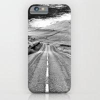 iPhone & iPod Case featuring The Long Run by Brian Raggatt