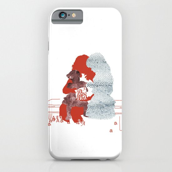 mother and daughters iPhone & iPod Case