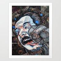 KO Part 1 Art Print