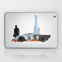 Outline Series N.º4, St… Laptop & iPad Skin