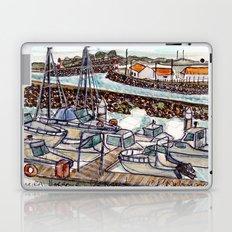 The Harbour 2, Figueira Da Foz, Portugal Laptop & iPad Skin