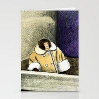 IKEA Monkey Stationery Cards