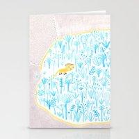 The Enzo's Kingdom Stationery Cards