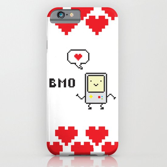 Beemo Lovin' Adventure Time Boogie iPhone & iPod Case