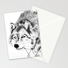 Mister Wolf Stationery Cards
