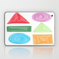 shapes Laptop & iPad Skin