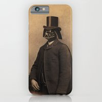 iPhone & iPod Case featuring Lord Vadersworth by Terry Fan