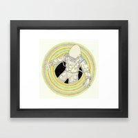Augonaut Framed Art Print