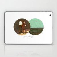 Boring By The Sea   Coll… Laptop & iPad Skin