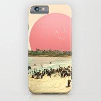 iPhone & iPod Case featuring Proud Summer Sun by Zeke Tucker