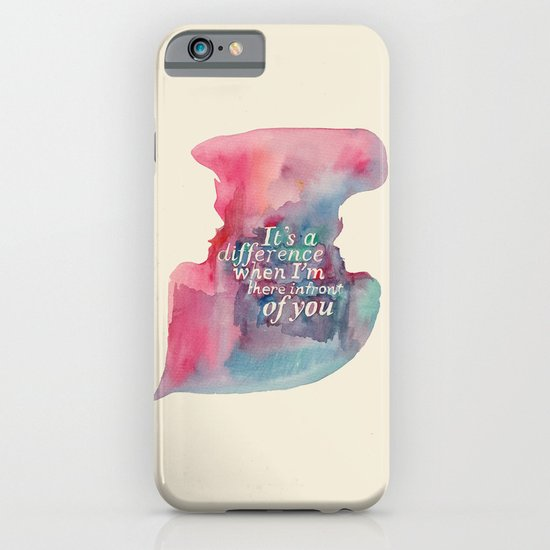 My Touch iPhone & iPod Case