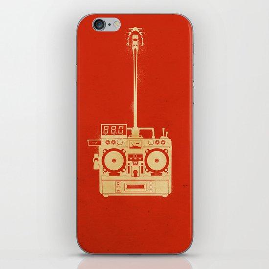 88mph iPhone & iPod Skin