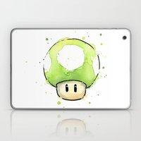 1UP Mushroom  Laptop & iPad Skin