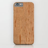Cedar Spanish Wood iPhone 6 Slim Case