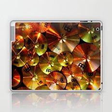 Cymbals fine art photography Laptop & iPad Skin
