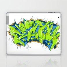 Vecta Wall Smash Laptop & iPad Skin