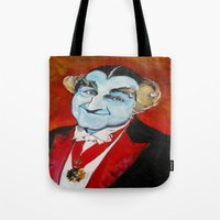 The Munsters Grandpa Mun… Tote Bag