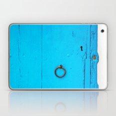 behind the door Laptop & iPad Skin