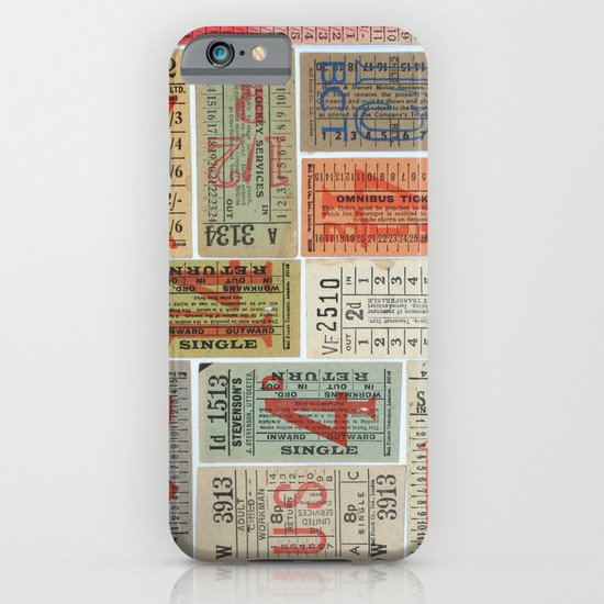 Ticket to ride iPhone & iPod Case