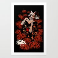 Art Print featuring Rosemary by SPYKEEE