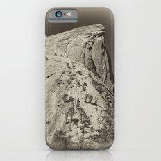 Yosemite Half Domes Backside Re-imagined Slim Case iPhone 6s