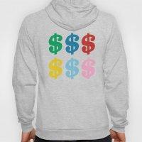 Colourful Money Hoody