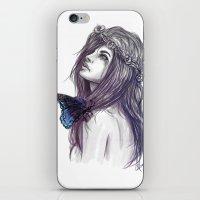 Hidden Place iPhone & iPod Skin
