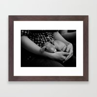 Rest Framed Art Print