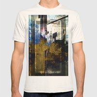 Beauty Beyond The Frame … Mens Fitted Tee Natural SMALL