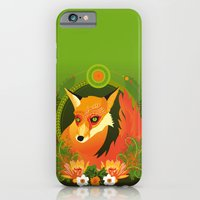 iPhone & iPod Case featuring The Sky chaser by Polkip