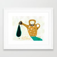 Don't Forget The Small B… Framed Art Print